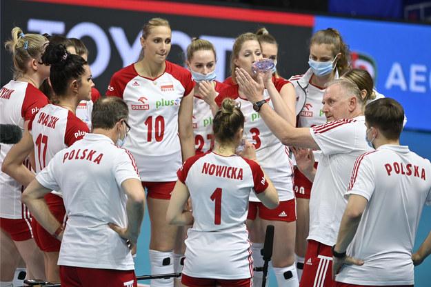 Reprezentacja Polski podczas Ligi Narodów /fivb /
