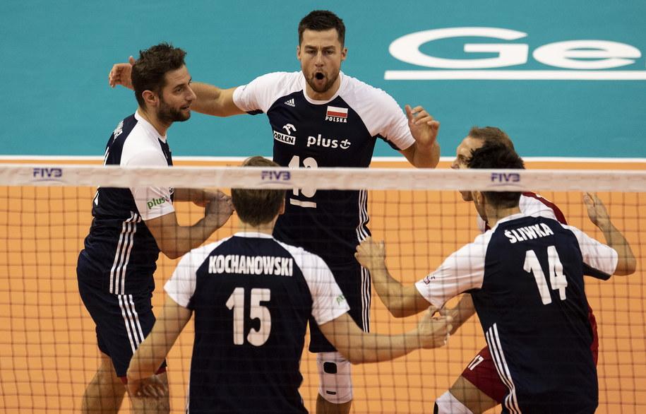 Reprezentacja Polski pokonała Portoryko 3:0 /VASSIL DONEV /PAP/EPA