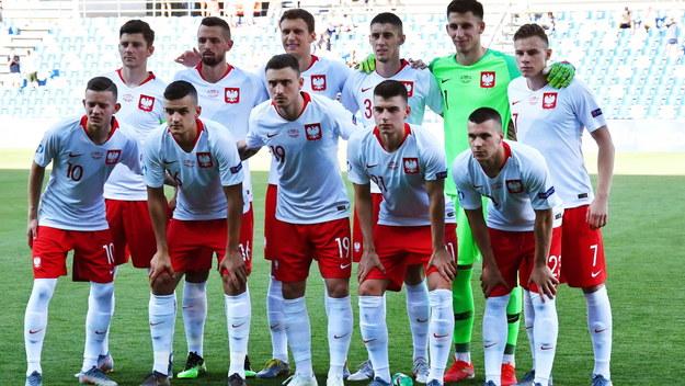 Reprezentacja Polski przed meczem z Belgią /PAP/EPA/ALESSIO TARPINI /PAP/EPA