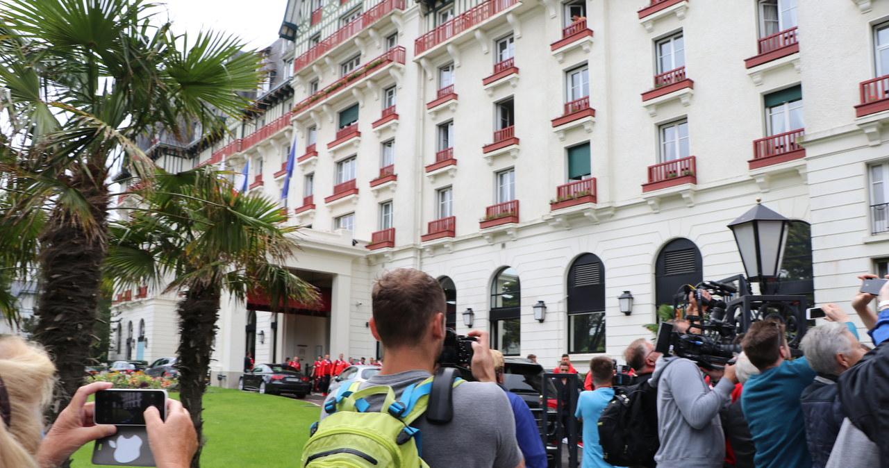 Reprezentacja Polski ruszyła do Nicei. W niedzielę pierwszy mecz