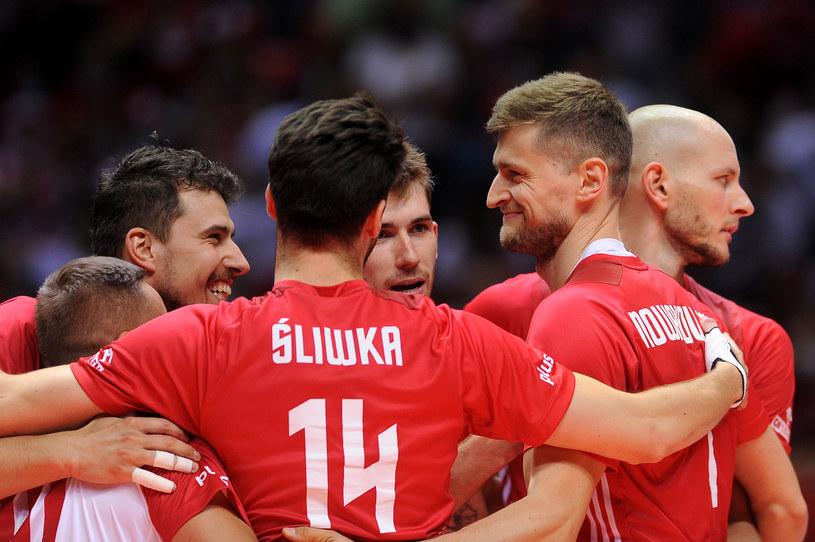 Reprezentacja Polski siatkarzy /Krzysztof Porebski / Newspix.pl   /Newspix
