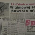 Reprezentacja Polski. Tylko raz w Rybniku. Wygrana z Finlandią
