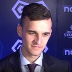 Reprezentacja Polski U-21. Patryk Dziczek z kontuzją kolana