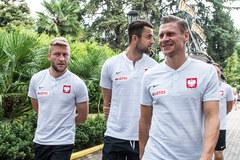 Reprezentacja Polski w delfinarium