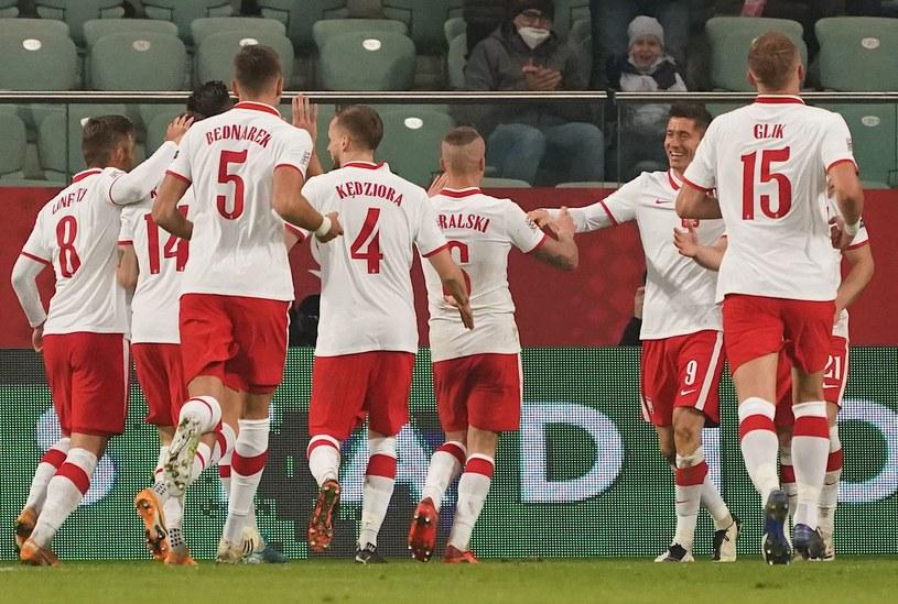 Reprezentacja Polski w piłce nożnej /AFP