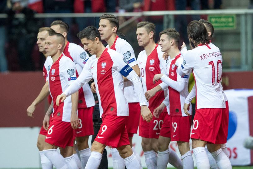 Reprezentacja Polski we wrześniu rozpocznie drugi sezon Ligi Narodów /EastNews /East News