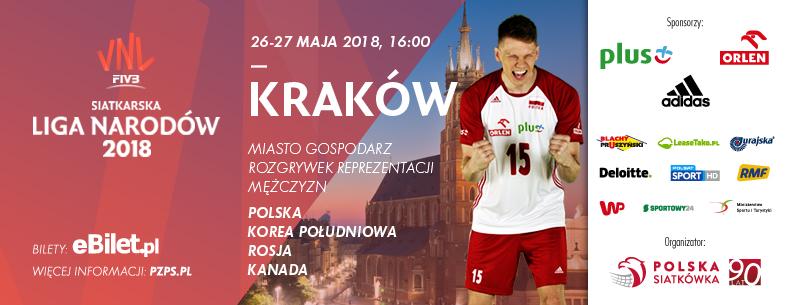 Reprezentacja Polski zagra m.in. w Krakowie /RMF FM