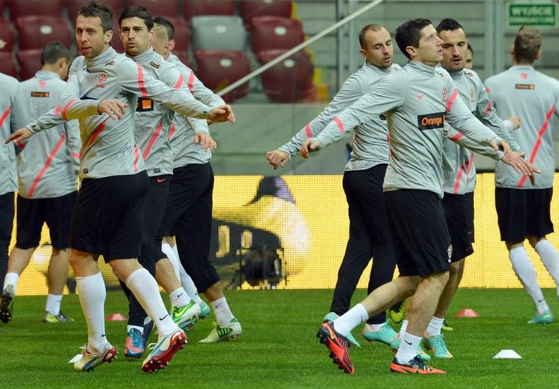 Reprezentacja Polski zajmuje 65. miejsce w rankingu FIFA /AFP
