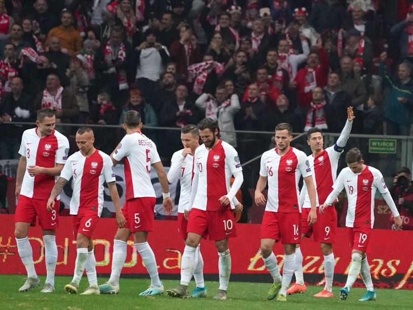 Reprezentacja Polski zakończyła eliminacje Euro 2020 zwycięstwem nad Słowenia 3-2 /AFP