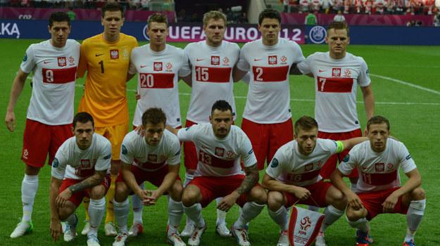 Reprezentacja Polski /DIMITAR DILKOFF /AFP