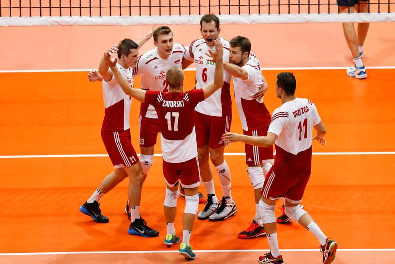 Reprezentacja Polski /www.fivb.org