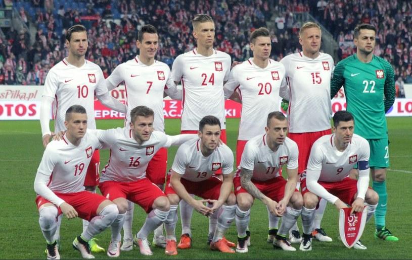 Reprezentacja Polski /Andrzej Grupa /INTERIA.PL