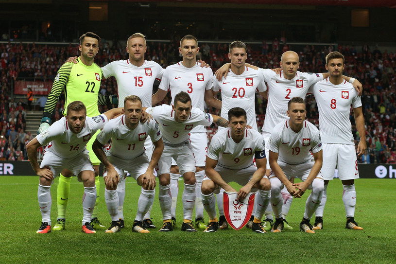 Reprezentacja Polski /Andrew Halseid-Budd /Getty Images