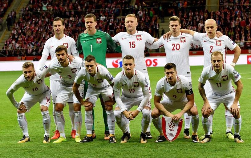 Reprezentacja Polski /AFP