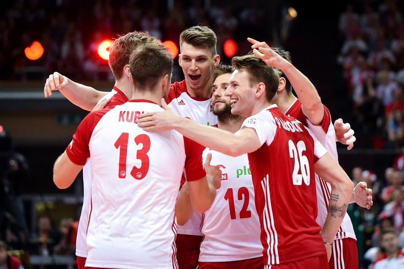Reprezentacja Polski /Łukasz Laskowski /Newspix