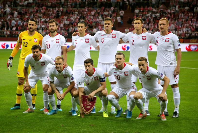 Reprezentacja Polski /Piotr Molecki /East News