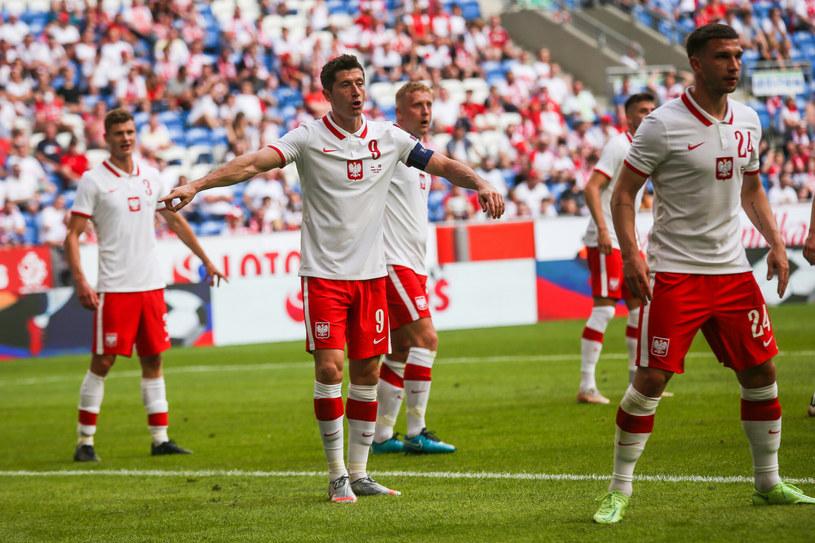 Reprezentacja Polski /Adam Jastrzebowski/REPORTER /East News