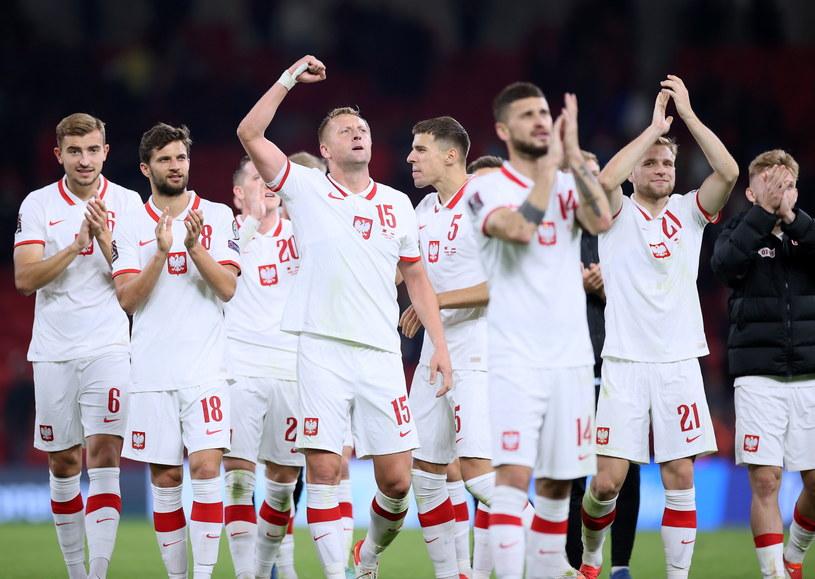 Reprezentacja Polski /Leszek Szymański /PAP