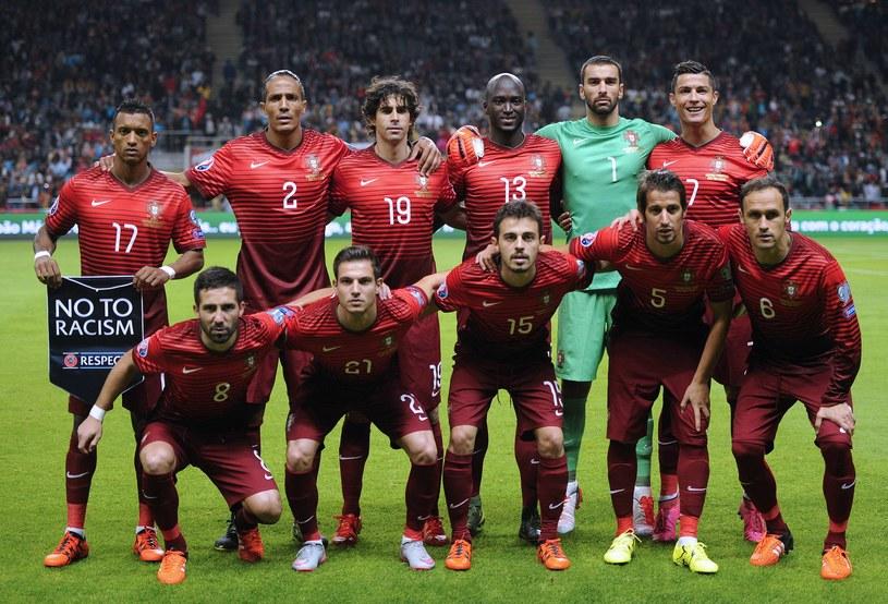 Reprezentacja Portugalii /AFP