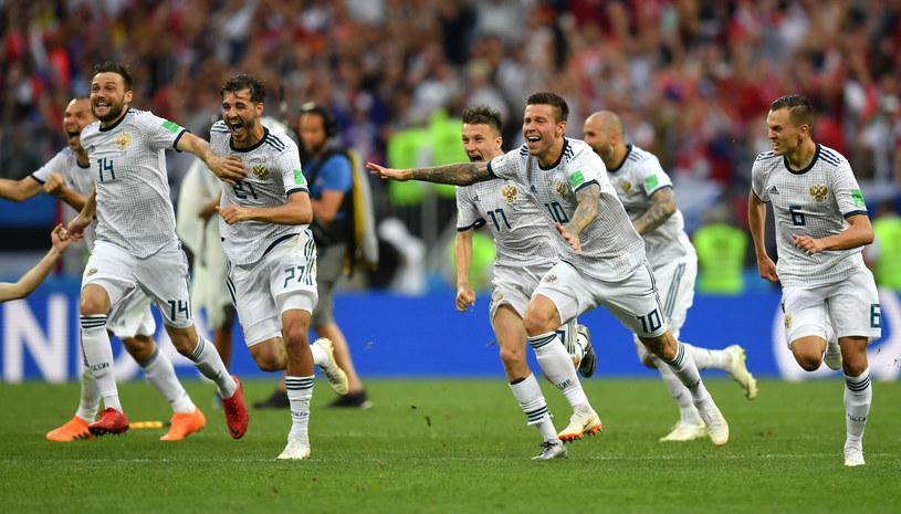 Reprezentacja Rosji /Getty Images