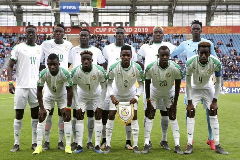 Reprezentacja Senegalu do lat 20 /PAP/EPA