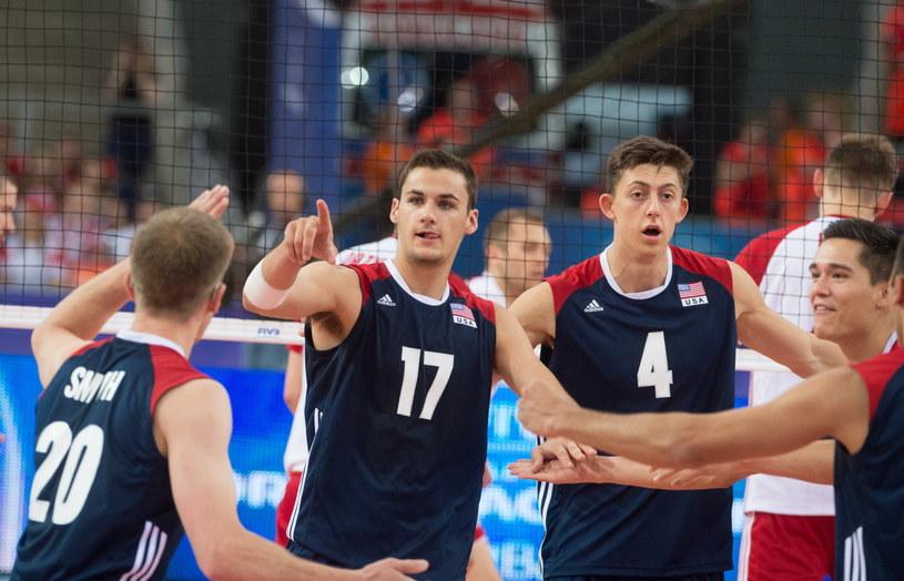 Reprezentacja Stanów Zjednoczonych awansowała do Final Six w Lidze Światowej /Fot. Grzegorz Michałowski /PAP