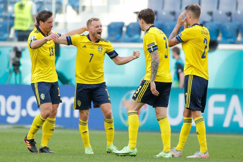 Reprezentacja Szwecji na Euro 2020 /MAXIM SHEMETOV / POOL /East News