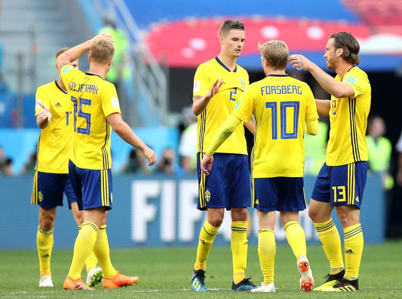 Reprezentacja Szwecji /Getty Images