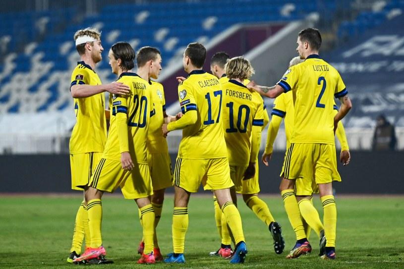 Reprezentacja Szwecji /AFP