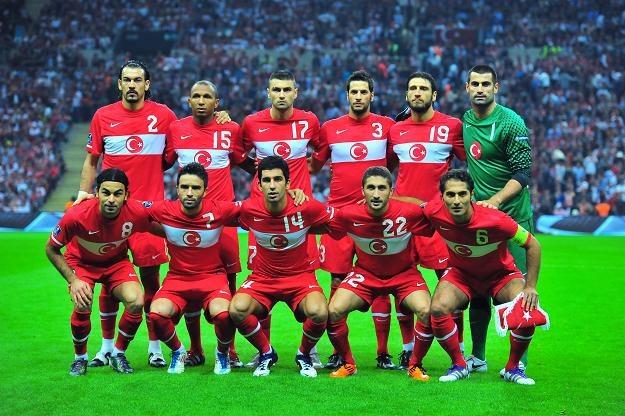 Reprezentacja Turcji to najmocniejszy zespół z tych nierozstawionych /AFP