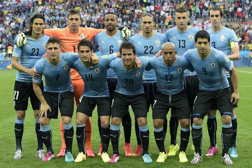 Reprezentacja Urugwaju /AFP