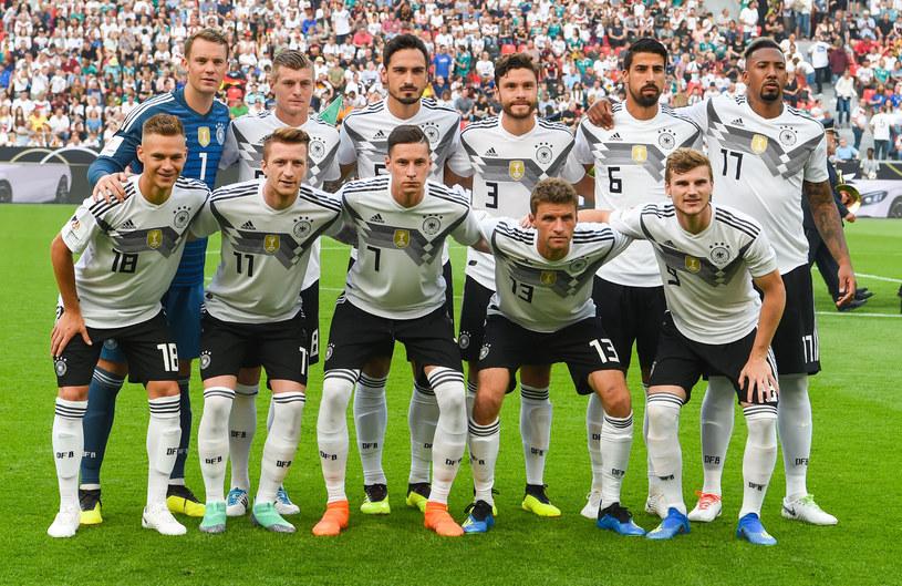 Reprezentanci Niemiec - najwięksi przegrali mundialu /AFP