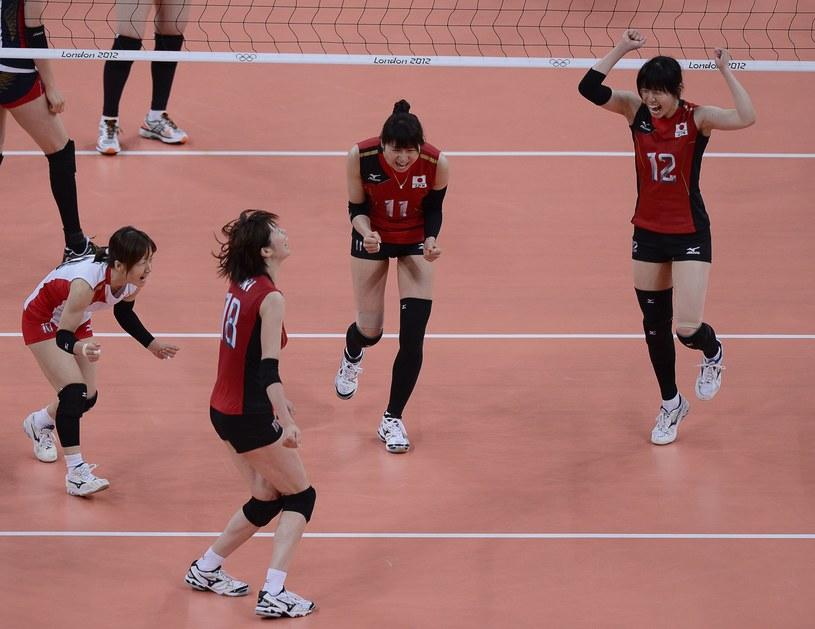 Reprezentantki Japonii /AFP