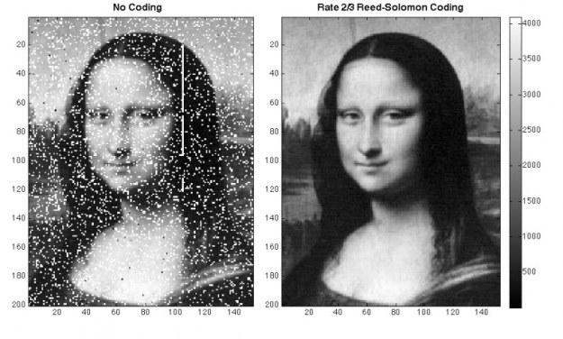 Reprodukcja Mona Lisy została wysłana na orbitę okołoksiężycową /NASA