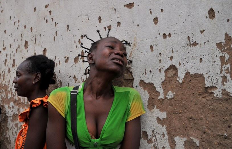 Republika Środkowoafrykańska to z najbiedniejszych krajów świata /AFP