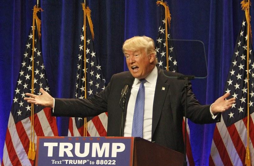 Republikanie krytykują Donalda Trumpa /PAP/EPA