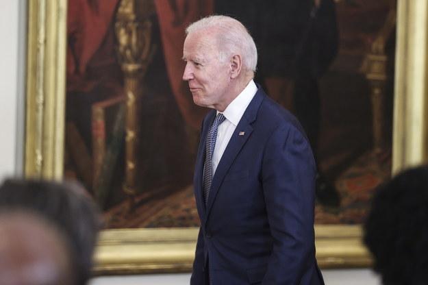 Republikanie uważają, że Joe Biden powinien poddać się badaniom /Oliver Contreras/POOL /PAP/EPA