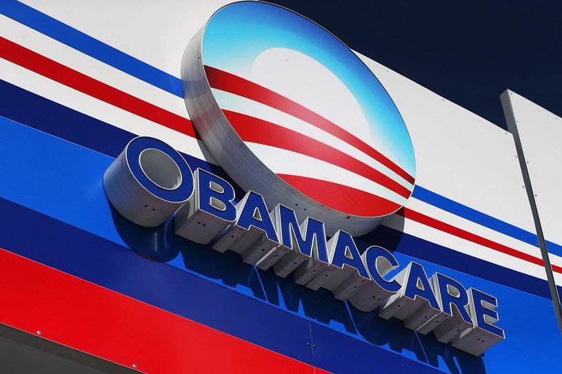 Republikanie zaproponowali zmiany w Obamacare /JOE RAEDLE / GETTY IMAGES NORTH AMERICA  /AFP