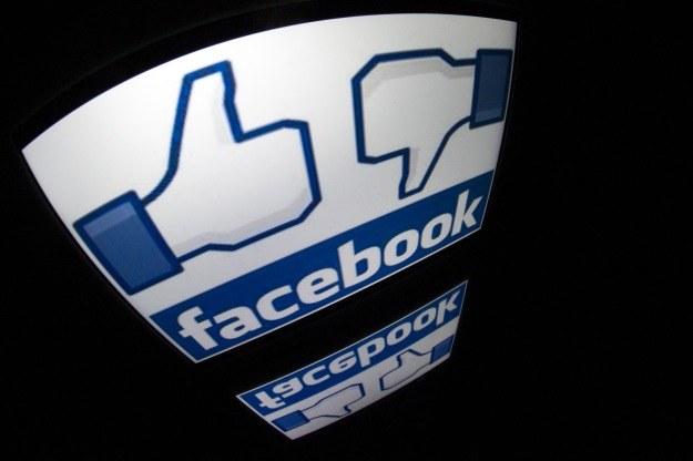 """""""Reset lajków"""" - wczoraj Facebook miał problemy, które negatywnie odbiły się także na innych stronach /AFP"""