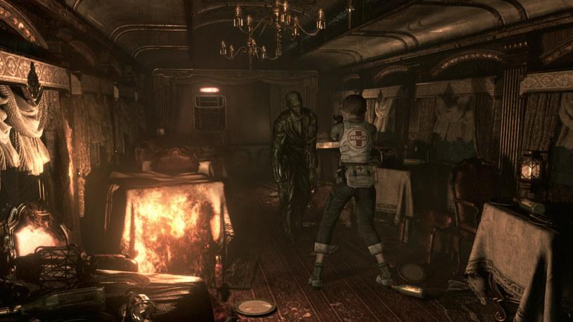 Resident Evil 0 /materiały prasowe