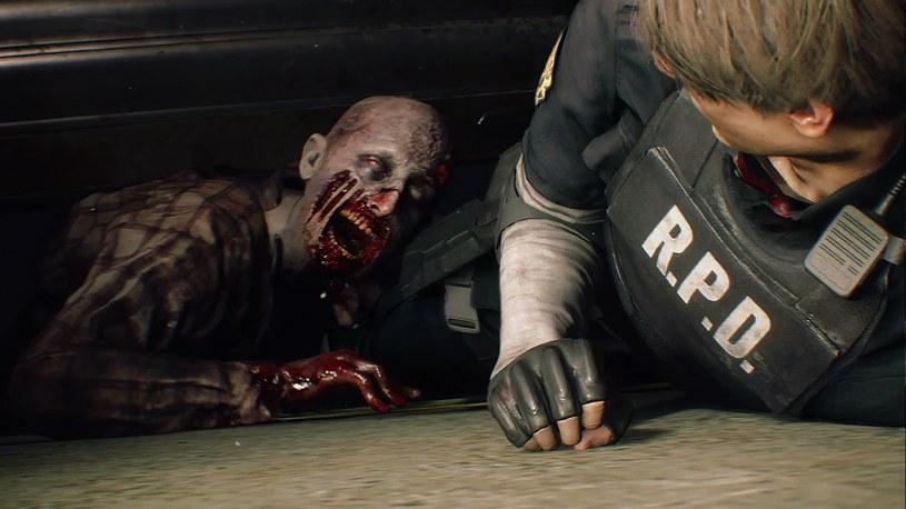 Resident Evil 2 /materiały prasowe