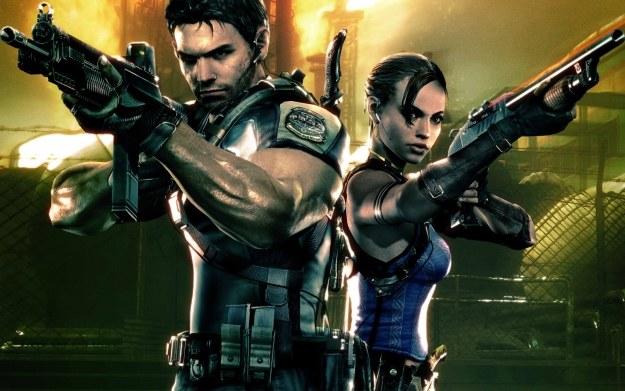 Resident Evil 5 /materiały prasowe