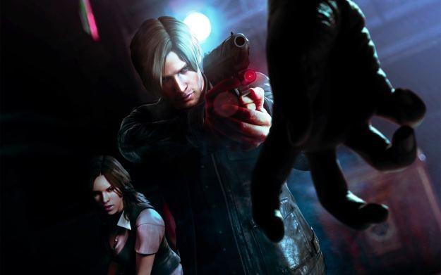 Resident Evil 6 - motyw graficzny /Informacja prasowa