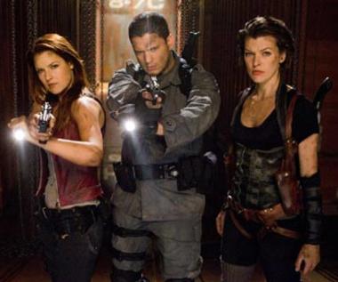 """""""Resident Evil: Afterlife"""" [trailer]"""