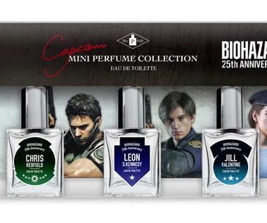 Resident Evil - Capcom sprzedaje perfumy inspirowane grą
