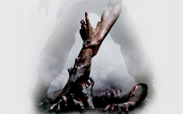 Resident Evil - motyw graficzny /Informacja prasowa