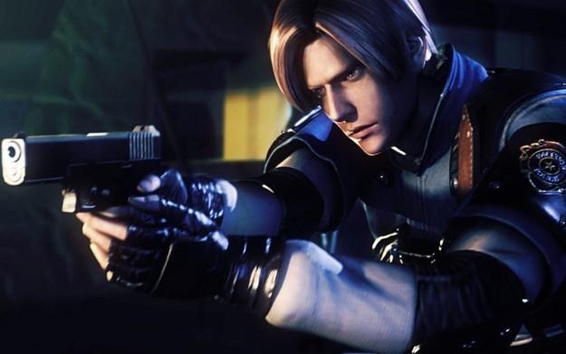 Resident Evil: Operation Racoon City - motyw graficzny /Informacja prasowa