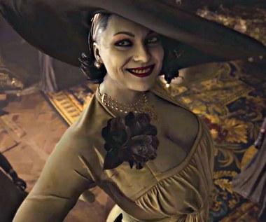 """Resident Evil Village: Lady Dimitrescu ponownie """"ożywiona"""""""