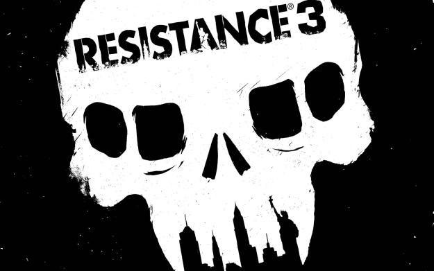 Resistance 3 - motyw graficzny /Informacja prasowa