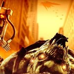 Resistance: BS - atak Chimer w trybie Survival